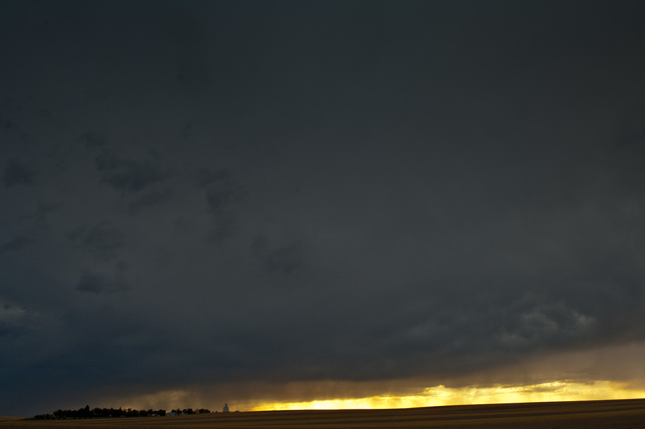 Approaching Storm, Great Falls Farm