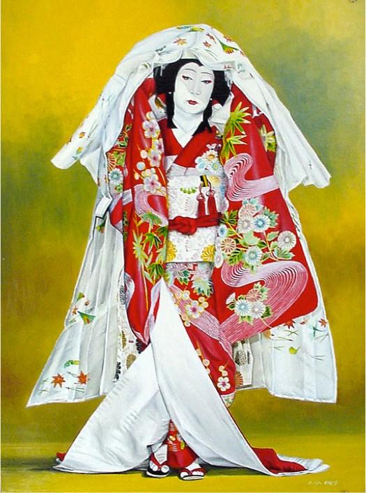 Kabuki Sea of Love