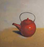 13.Red Teapot