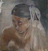 Melancholia,Oil on Canvas,2013