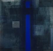 Blue Column