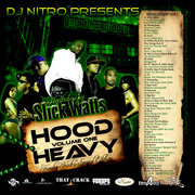 DJ NITRO PRESENTS HOOD HEAVY VOL 1