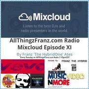 Metal 2 Music Records/AllThingzFranz.com Radio Sample Photos