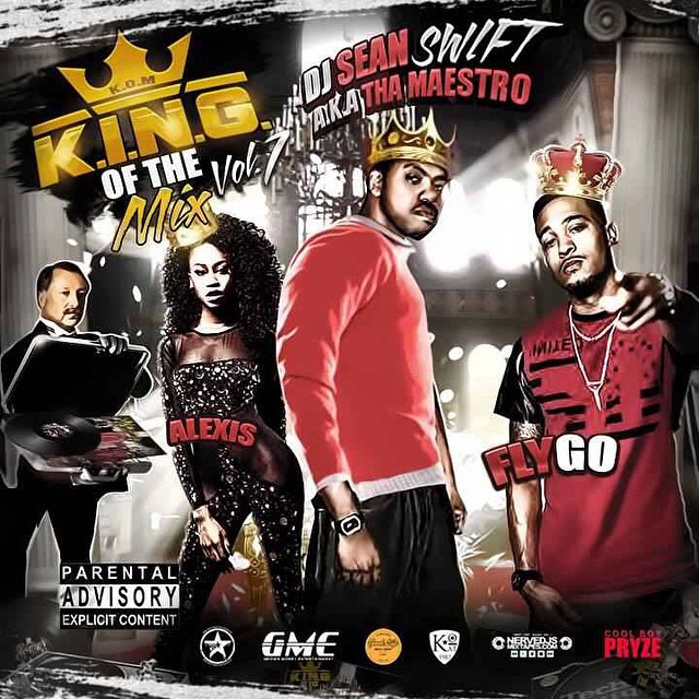 KING OF THE MIX VOL.1