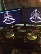 the DJ Booth