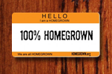 100% Homegrown
