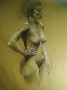 Figure drawing image 9