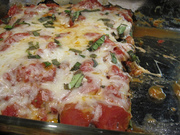 """CSA Cookoff: Eggplant """"Lasagne"""""""
