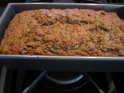 CSA Cookoff: Whole Wheat Summer Squash Bread