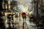 'Smiling In The Rain'