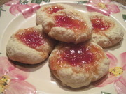tomato jam tarts