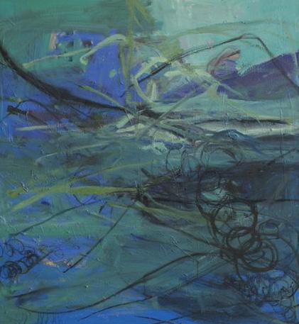 Blue Allegro in Horizon II