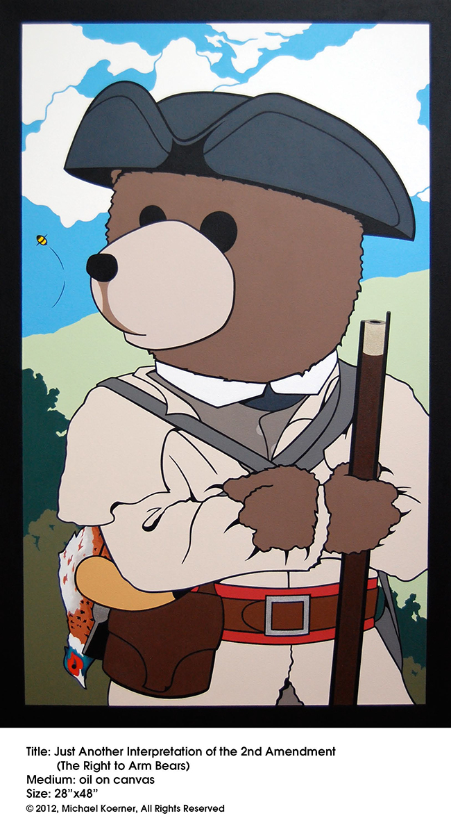 Just Another Interpretation of the 2nd Amendment (The Right to Arm Bears)