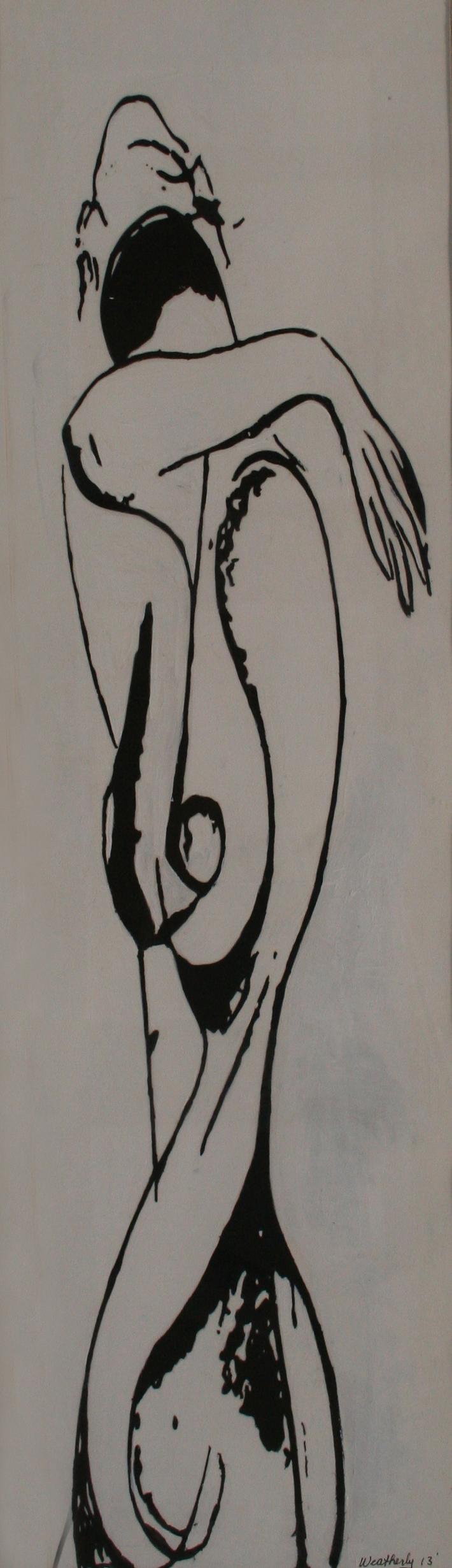 Woman Gesture #2-2013