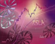 Tesla TSLA stock is going up