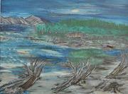Taft Beach (3D)