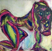 Rainbow Panther