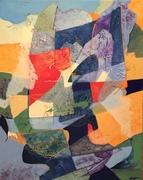 Arylgouache paintings