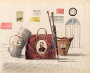 victorian collage_luggage