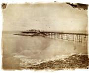 Birnbeck Pier, Weston-super-Mare, England