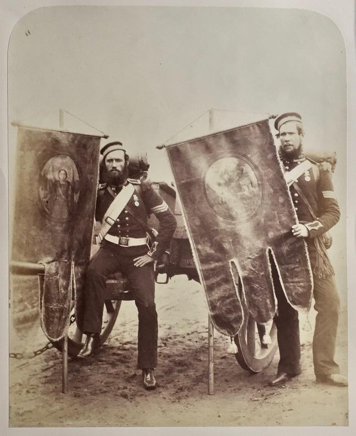 Robert Howlett, Crimean War Heroes