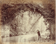 Under Dargle Bridge by John Payne Jennings.