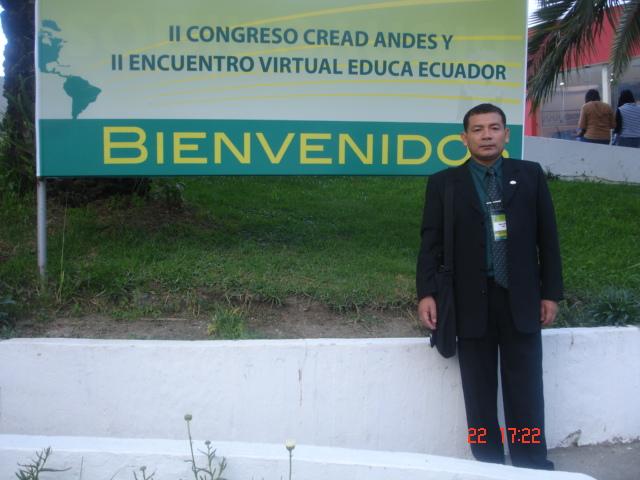 En en la UTPL -Loja Ecuador