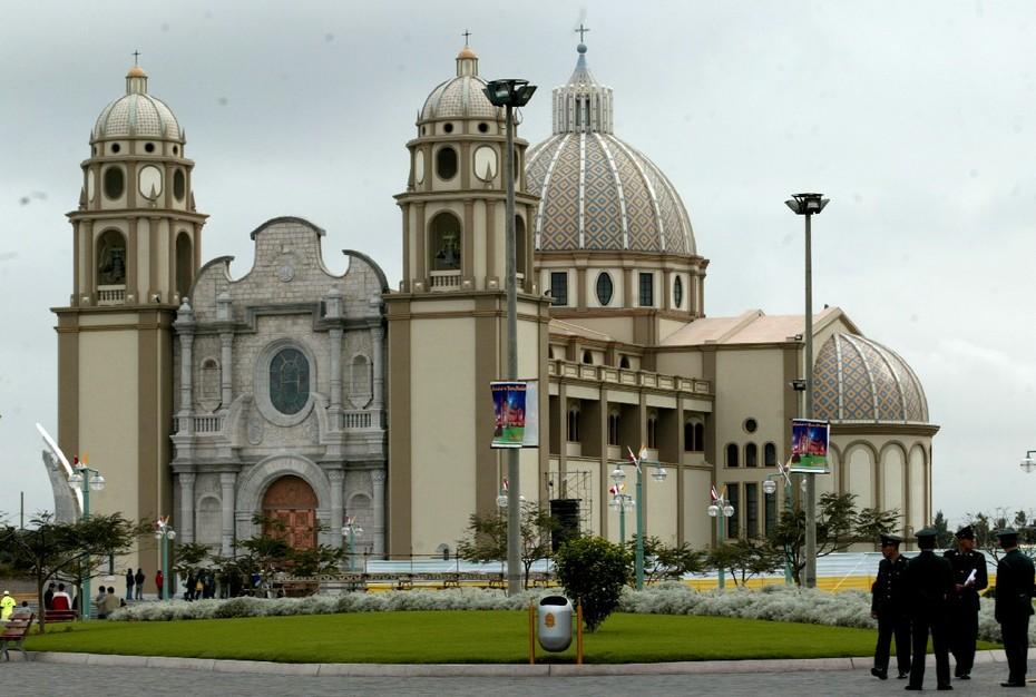 Catedral de Nuevo-Chimbote