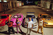 Equipo Fast & Furious