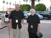 Palm Springs Cultural Center Founders Ric and Rozene Supple