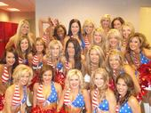 Group photo before the Veteran's game!