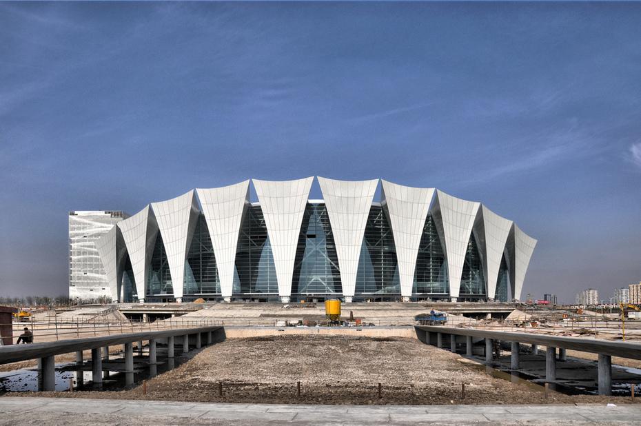 Shanghai Oriental Sports Center - Gymnasium