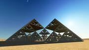 sierpinski pyramids 4