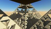 sierpinski pyramids 5