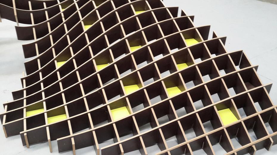 Ribs & Digital Fabrication
