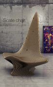 Scate chair