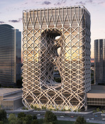 Zaha Hadid, City of Dreams, Macao