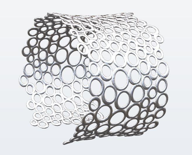 Circle Packing - Bracelet
