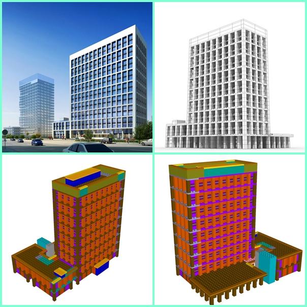 LEGOlize architecture