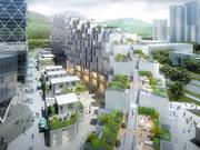 Shenzhen Longgang Residential - Terrace