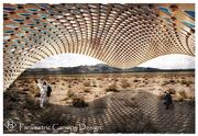 """Simple Parametric Canopy"" Design"