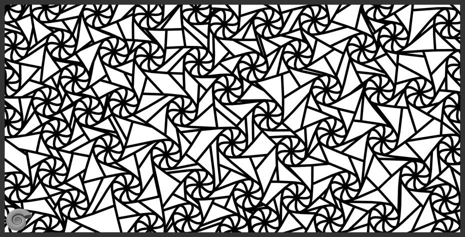 Gilbert tesselation