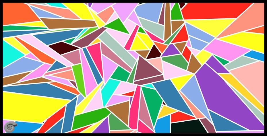 Gilbert Tessellation