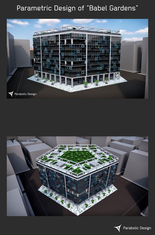 "Parametric Design of ""Babel Gardens""-004"