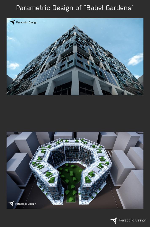 "Parametric Design of ""Babel Gardens""-005"