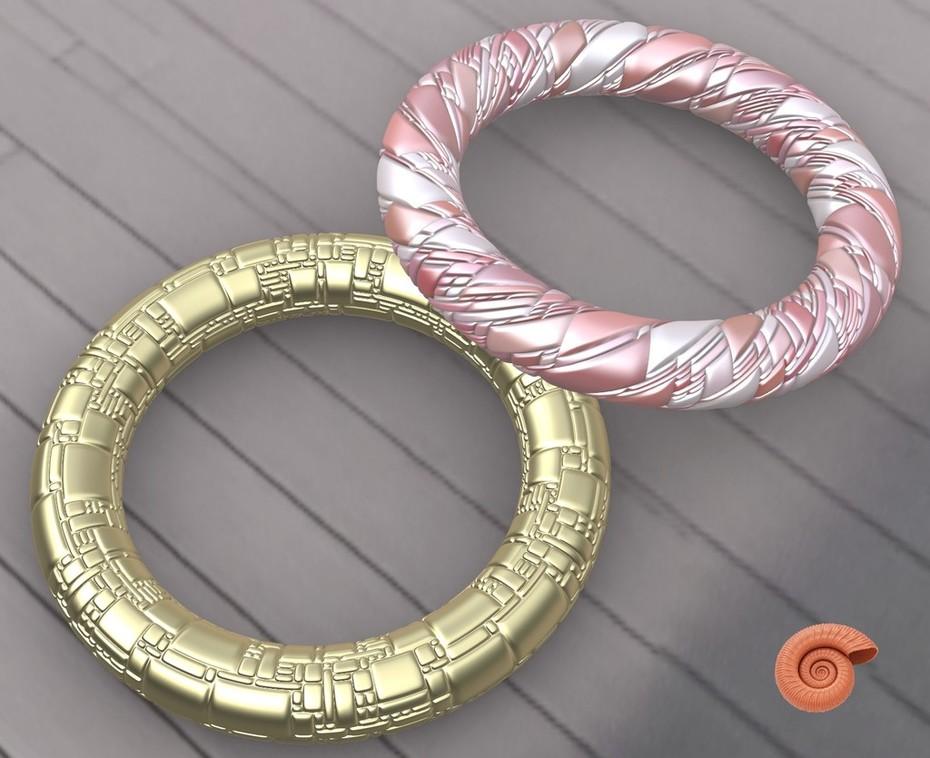 Subdivision : Rings