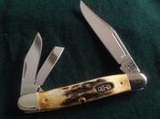 Case Millenium Mint Set 5347WH Stag Whittler