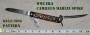 Camillus WWI era Marlin spike