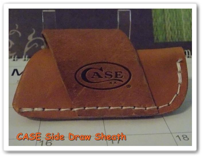 CASE Side Draw sheath