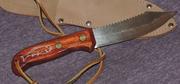 R Murphy Bait Knife w/  Fish etch